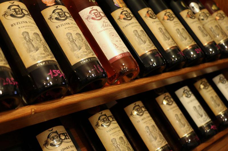 Sudová vína